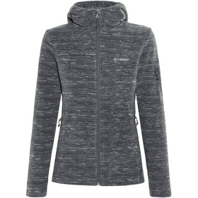 Columbia Fast Trek Hooded Jacket Women Black